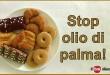 stop olio palma